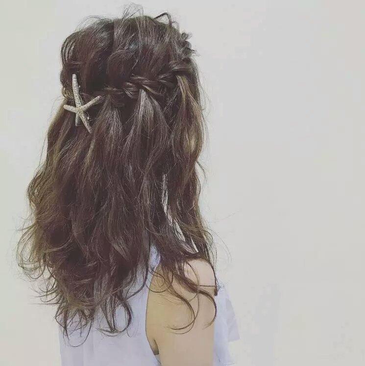 美发学校发型