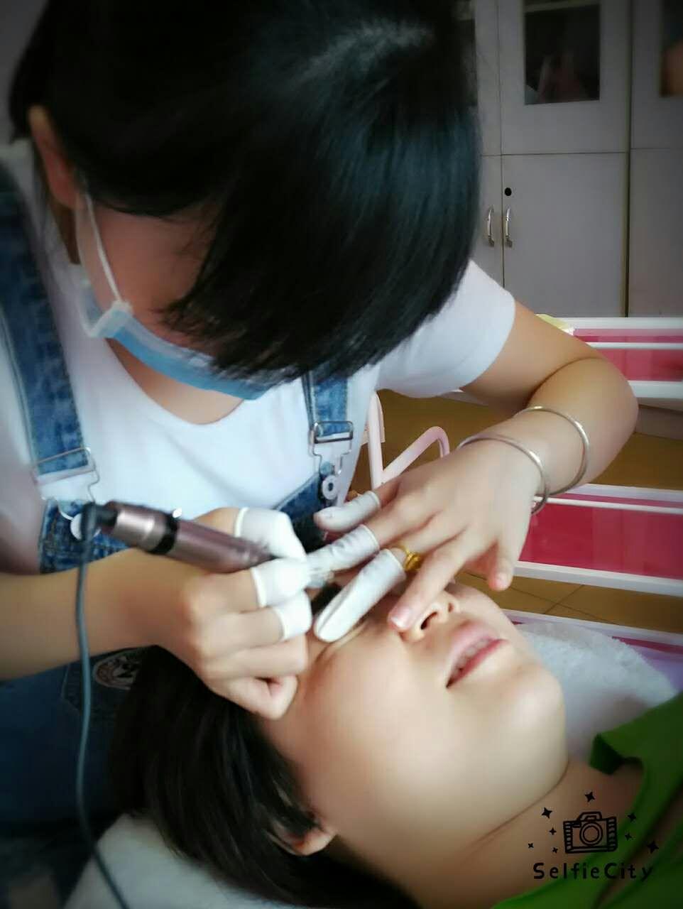 定妆术作品