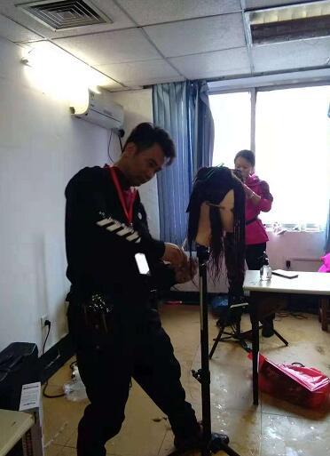 吉祥坊在线娱乐顺利举办第6届江西残疾人职业技能美发竞赛