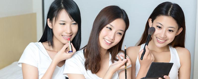 懒人化妆步骤 南昌丽人化妆学校教你一分钟搞定